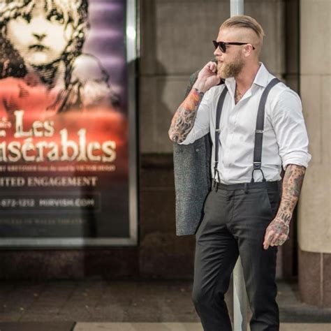 suspender tattoo 49 best images about beards on the on