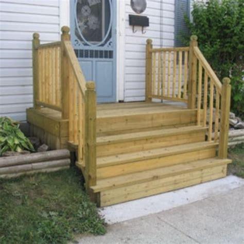 build   step porch   mobile home mobile
