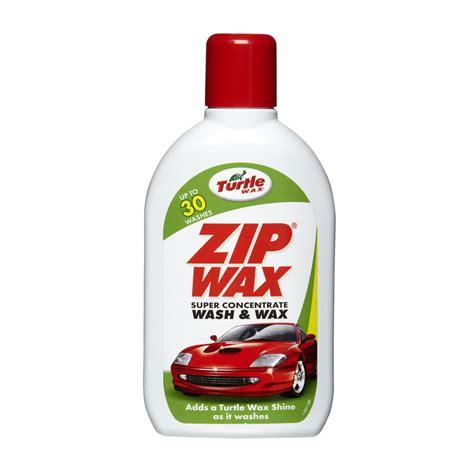 Turtle Wax turtle wax zip wax concentrate wash and wax 500ml at