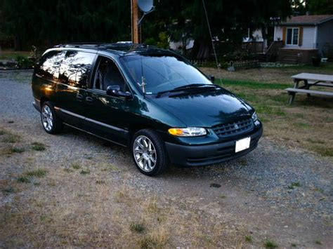 how do i learn about cars 1996 plymouth grand voyager security system glhs22 1996 plymouth voyager specs photos modification info at cardomain