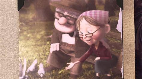 up film on youtube up pixar film carl looks through ellie s scrapbook youtube