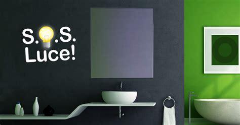 come illuminare lo specchio bagno arredamento e idee per arredare