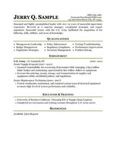 Transitional Resume Military Resume Examples Resume Format Download Pdf