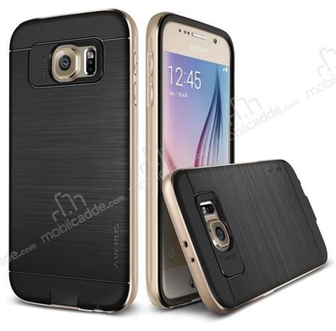 Verus Galaxy S6 Iron Shield verus iron shield samsung galaxy s6 gold k箟l箟f 220 cretsiz