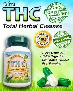 Thc Detox Cleanse by Detox For