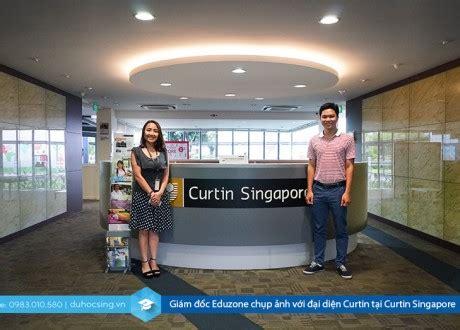 Mba Curtin Singapore by Trường Curtin Singapore Chuy 234 N Tư Vấn Du Học Singapore