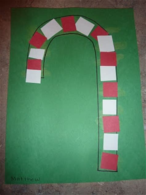 candy cane patterns christmas classroom printables