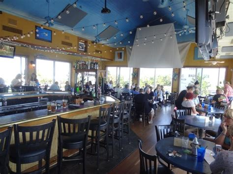 restaurants with rooms in md inside dining room picture of the shark on the harbor city tripadvisor