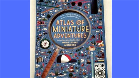 atlas of adventures a atlas of miniature adventures