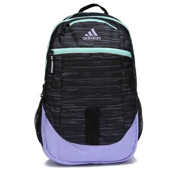 Backpack Looper Adidas Tosca adidas foundation iii backpack looper black purple