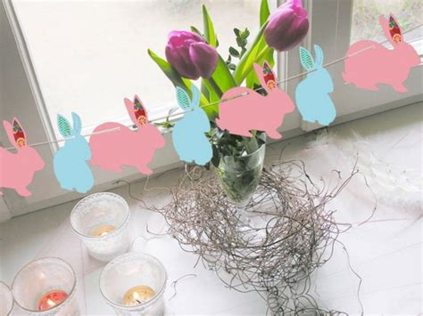 Easter Decorations To Make For The Home 12 Animals Decor Ideas For Your Easter Digsdigs