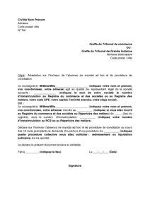 Massachusetts Attestation Letter Exemple D Attestation Sur L Honneur