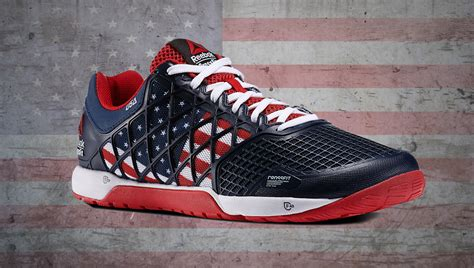 sports shoes usa reebok american flag running shoes style guru fashion