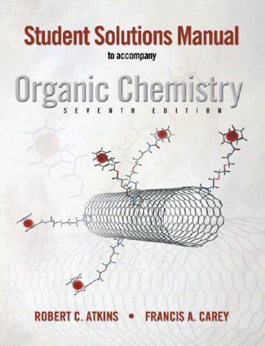 Pdf Student Solutions Accompany Organic Chemistry by Organic Chemistry Lab Manual Chem 266 9780495462057