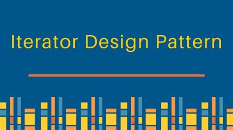 iterator design pattern in java code iterator design pattern in java journaldev