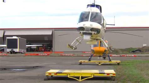 Bell L by Bell 206l 4 Longranger Landing Stop