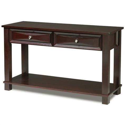 steve silver company sofa table ms400s