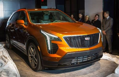 Cadillac Seville 2020 by 2020 Cadillac Xt4 Sport Redesign 2019 2020 Cadillac