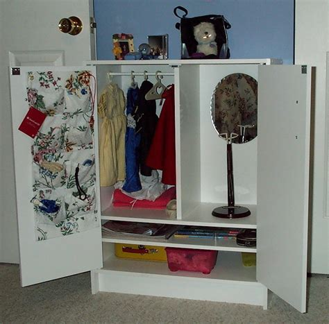 Cabinet for American Girl Dolls