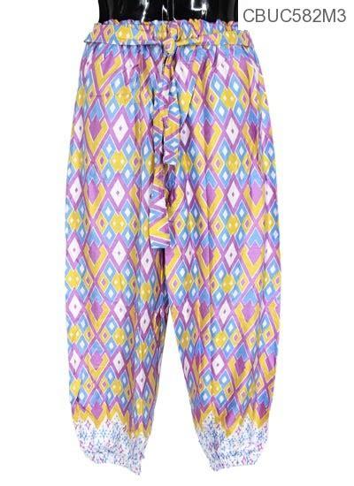 Suspender Set Baju Bayi Atasan Celana Motif Wajik celana aladin motif wajik warna bawahan rok murah batikunik