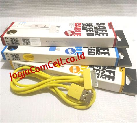 kabel data remax light cable for iphone 4 4s