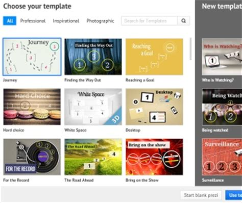 3 Free Powerpoint Alternatives How To Choose A Prezi Template