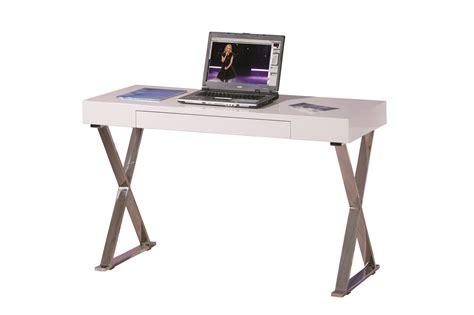 gambe scrivania scrivania con cassetto gambe in metallo cromato ebay