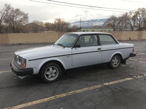 volvo  glt coupe  series rare  turbo classic volvo    sale