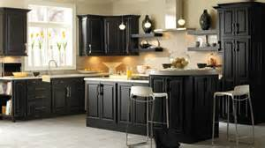 Painted Black Kitchen Cabinets Black Kitchen Cabinet Knobs Home Furniture Design
