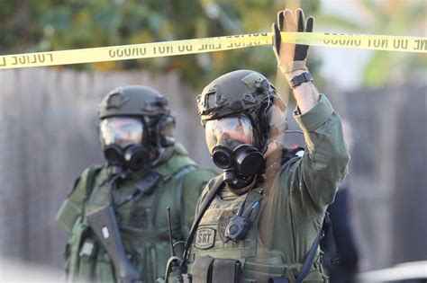 Search Warrant San Diego Swat Standoff In City Heights After Try To Serve Warrant The San Diego Union
