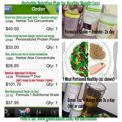 Teh Diet Herbalife diet shake ou herbalife nutrisystem recipe center