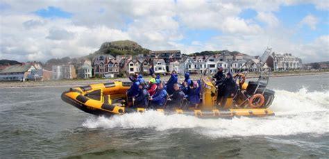 rib boat ride menai anglesey boat trips home