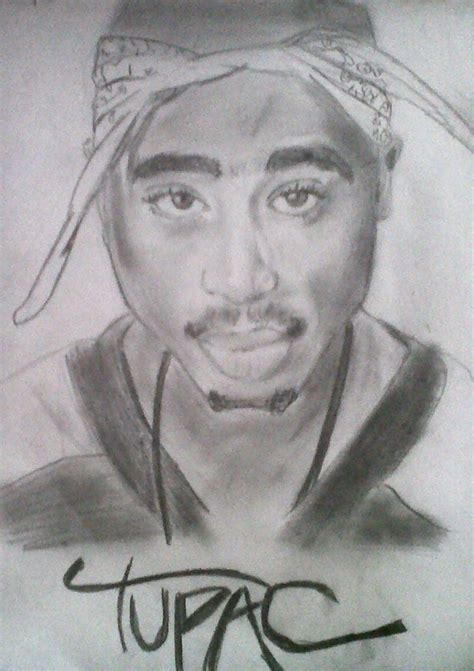 2pac Sketches by Drawing S Of Rappers Singers By Jerry Hamilton At