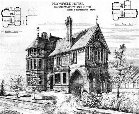 127 best house plans images on vintage homes