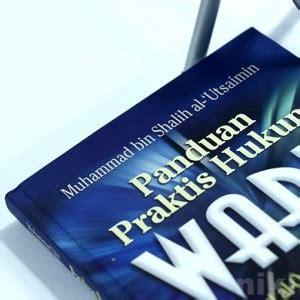 Manhaj Ahlus Sunnah Dalam Tazkiyatun Nufus buku tuntunan praktis hukum waris
