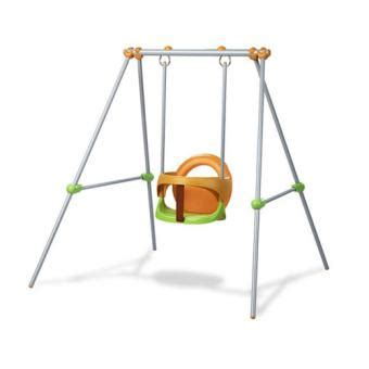 Balancoire Smoby by Portique Metal Baby Swing Smoby Balan 231 Oire Portique