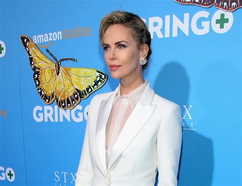 Charlize Theron Got Rid Of The Black Do by Charlize Theron Contemplated Leaving U S For Children