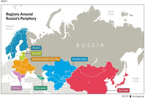 europe map without russia u s comprehensive strategy toward russia the heritage