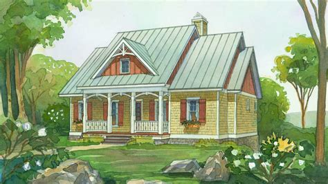 small farmhouse 18 small house plans southern living