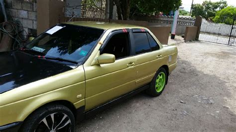 1990 nissan b13 for sale in kingston jamaica for 180 000