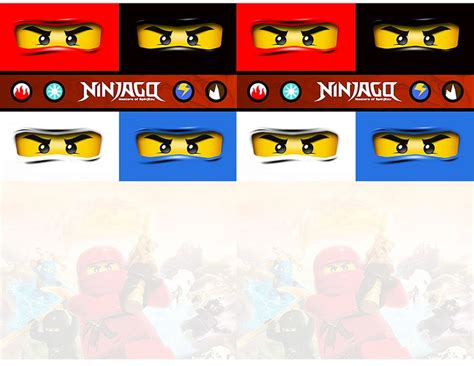 ninjago birthday card template diy lego ninjago with free printables rays of bliss