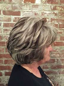 salt and pepper hair with brown lowlights 1000 ideas about white hair highlights on pinterest