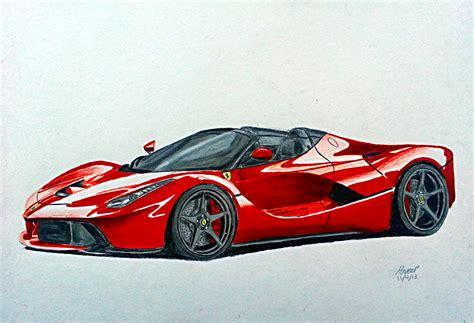 auto mobile de autos dibujados a mano impresionantes dibujos de autos