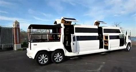 hummer limousine with pool hummer h2 limo transformer jetsetta