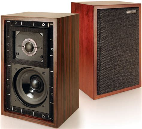 audio space ls 3 5a bookshelf speakers review