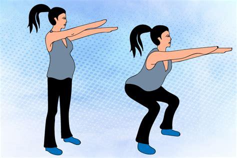 safe ab exercises  pregnancy