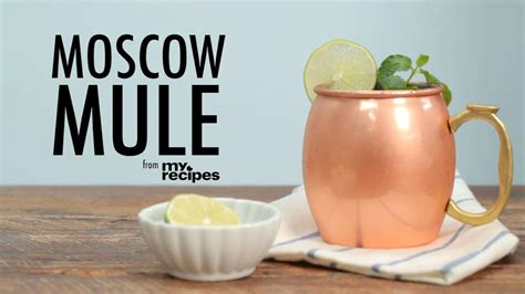 why moscow mules and copper mugs aren t a good mix myrecipes