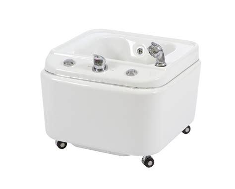 vasca piedi vasca idromassaggio piedi pedicure con doccetta a getto