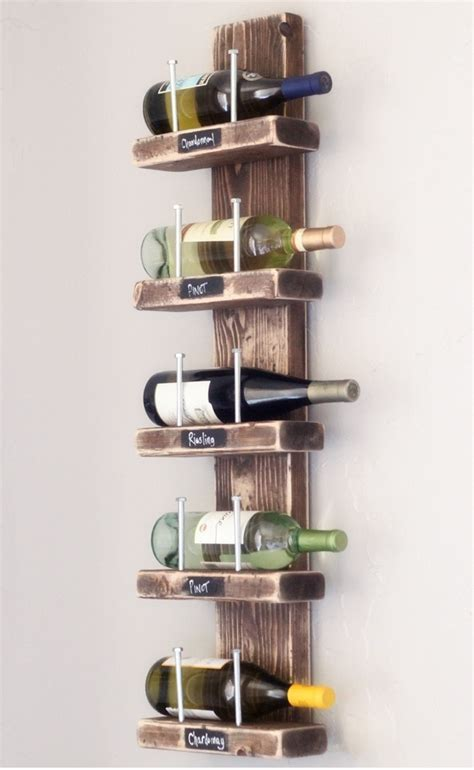 Home Made Rack by Home Made Wine Rack Plans Free