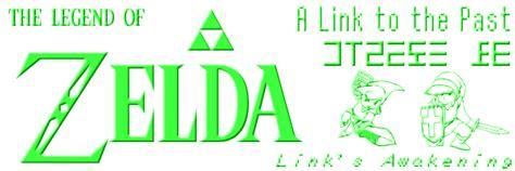 dafont zelda game font database ggettwear
